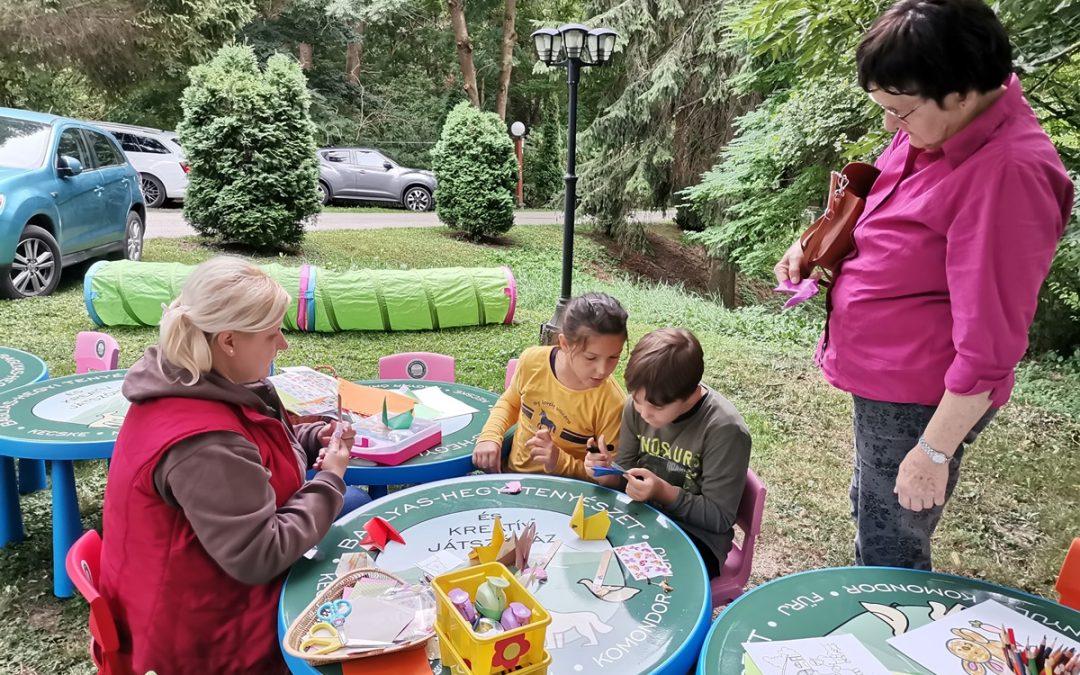 Elbúcsúztattuk a nyarat a Nagy-Magyarország Parkban