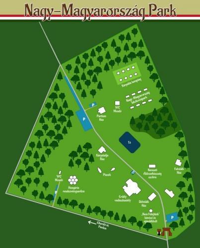 park térkép KICSI webre