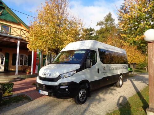 Turistabusz szolgáltatás